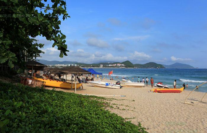 多米尼加著名景点:卡塔琳娜岛沙滩