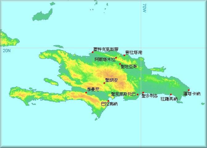 多米尼加护照,多米尼加是我一直找寻的桃园