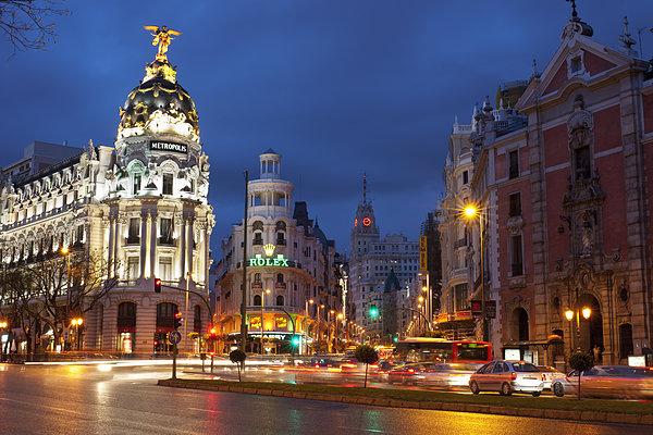 西班牙有哪些大学?西班牙大学列举清单