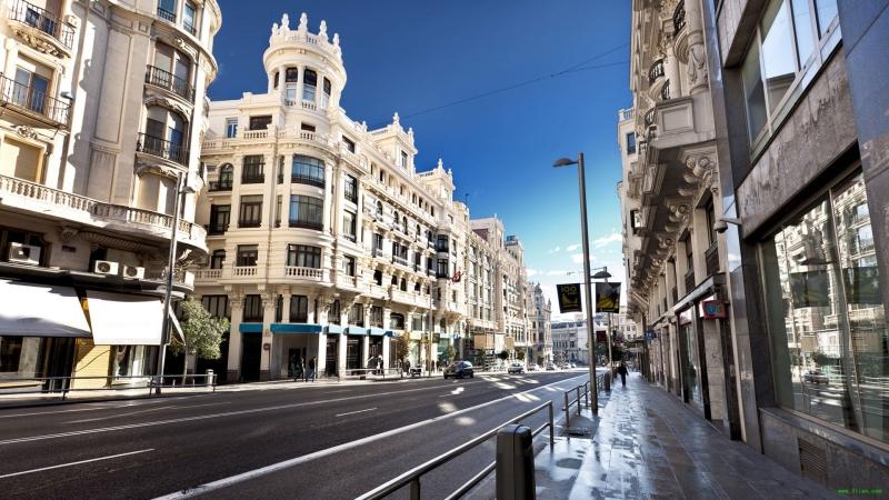 西班牙购房移民政策掀起的热潮——西班牙房产市场的升起