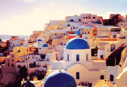 移民希腊 开拓欧洲贸易市场