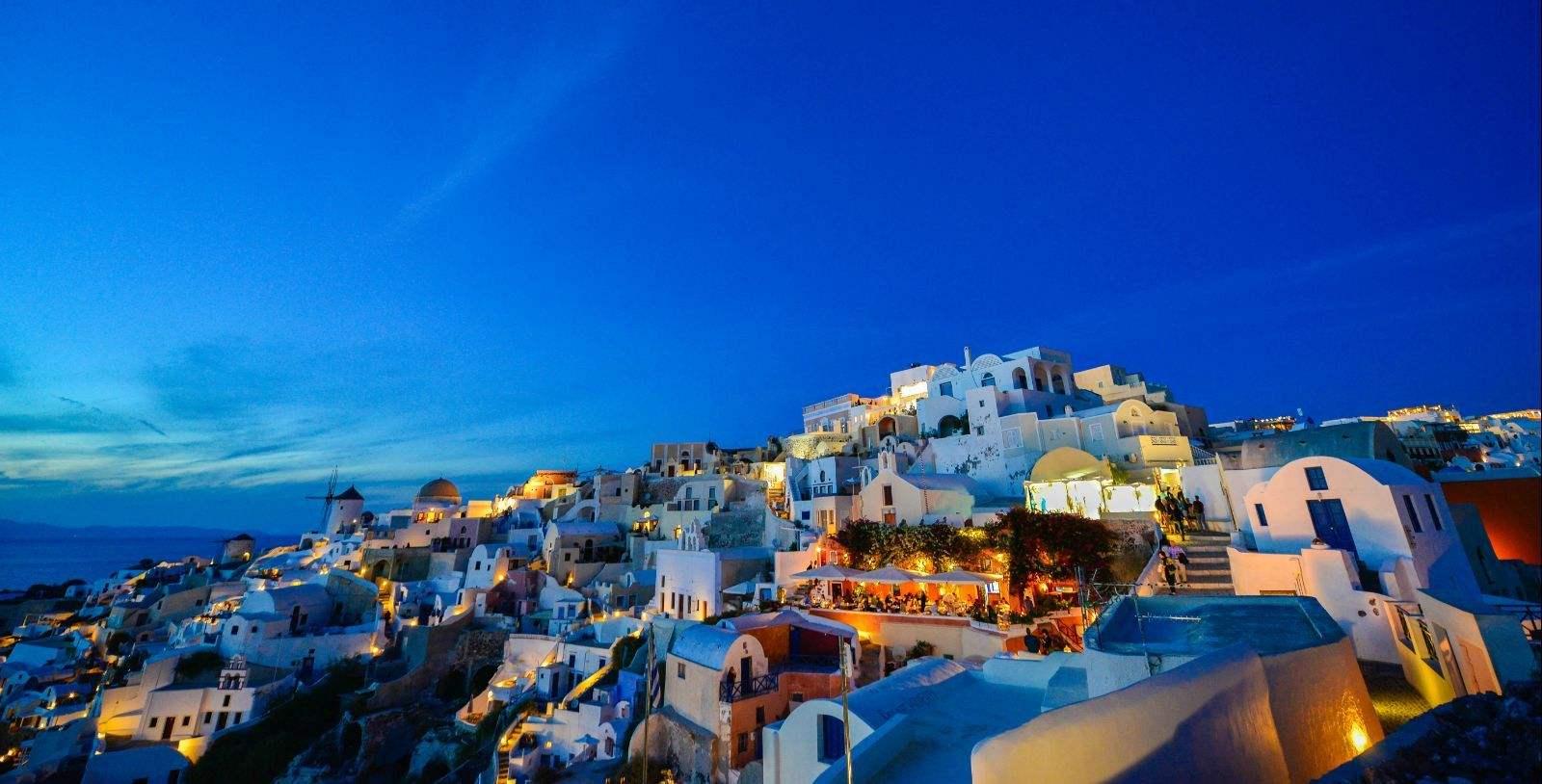 希腊的旅游业再创新高,旅游景点房产价值不断升高