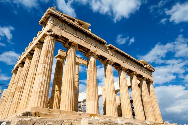 希腊的历史底蕴深厚,拥有独特的韵味,希腊值得来看看