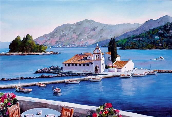 进行希腊购房移民,享受希腊的低物价浪漫生活