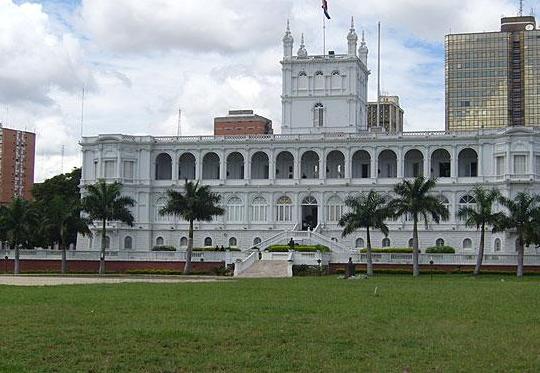 2018年巴拉圭移民,巴拉圭的首都和重要城市介绍