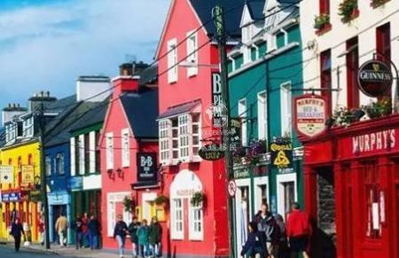 爱尔兰移民的六大理由
