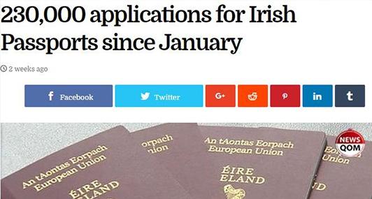 爱尔兰移民为什么那么火爆?中国人如何拿到爱尔兰国籍?