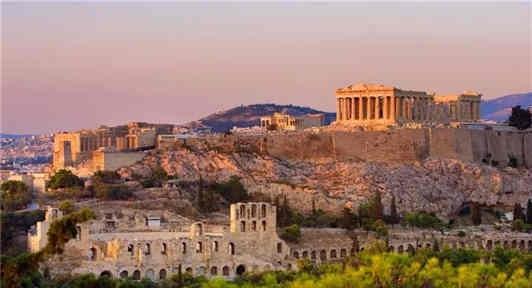 希腊主要城市有哪些?